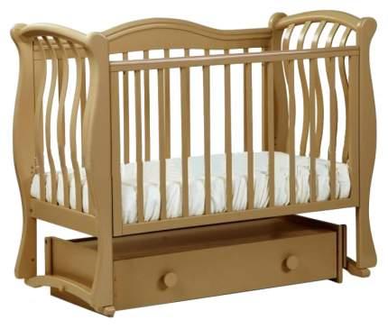 Детская кровать Лель Маргаритка БИ 08.4 Светлый орех