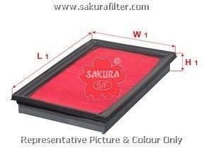Фильтр воздушный Sakura A1818
