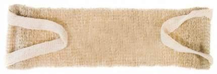 Мочалка для тела Vival Конопля длинная с ручками