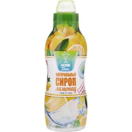 Сироп Home Bar лимонад натуральный 0.5 л