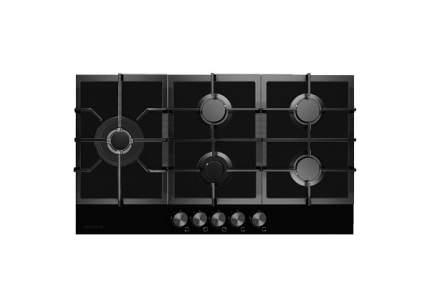 Встраиваемая варочная панель газовая AVEX HM 9554 B Black