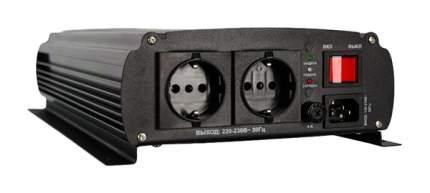 Автомобильный инвертор Энергия AutoLine Plus 1200 с функцией зарядки аккумулятора