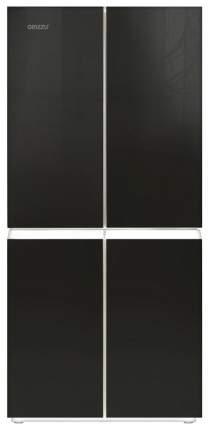 Холодильник Ginzzu NFK-425 Black