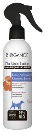 Лосьон для собак BIOGANCE No Rinse Lotion для сухой очистки шерсти, 250 мл