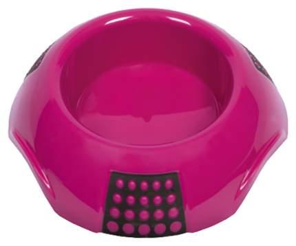 Одинарная миска для животных MPS, пластик, в ассортименте, 0,6 л