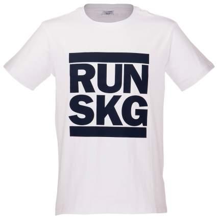Футболка SK GAMING T-Shirt Run White