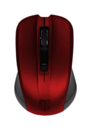 Беспроводная мышь Jet.A Comfort OM-U36G Red/Black