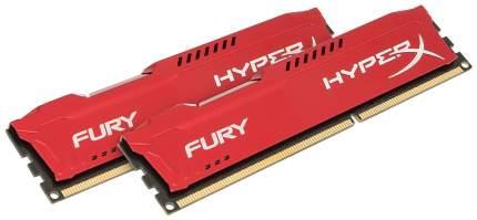 Оперативная память HyperX FURY HX318C10FRK2/8