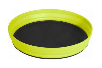 Туристическая тарелка SeaToSummit X-Plate светло-зеленая 1,17 л