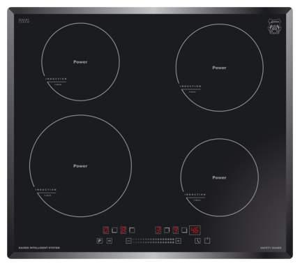 Встраиваемая варочная панель индукционная Kaiser KCT 6705 FI Black