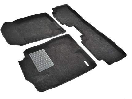 Комплект ковриков в салон автомобиля для Lexus Euromat Original Lux (em3d-003208)