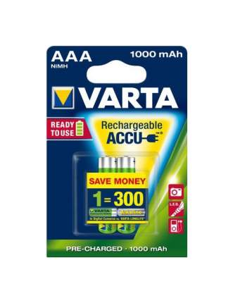 Аккумулятор VARTA RECHARGE ACCU POWER 5703 2 шт