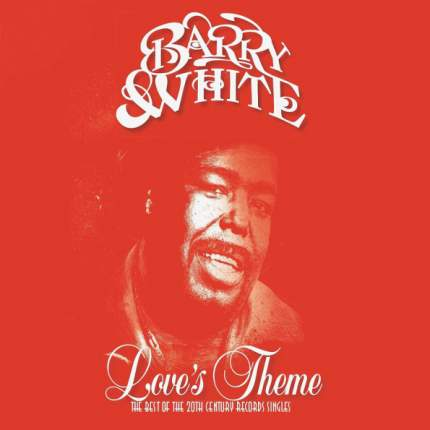 """Аудио диск Barry White """"Love's Theme: The Best Of The 20th Century Records Singles"""""""