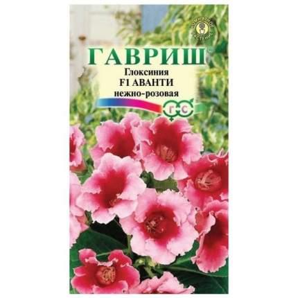 Семена Глоксиния Аванти Нежно-розовая F1, 5 шт, Эксклюзив Гавриш