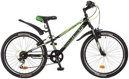 Двухколесный велосипед Novatrack Extreme 24'' Черный