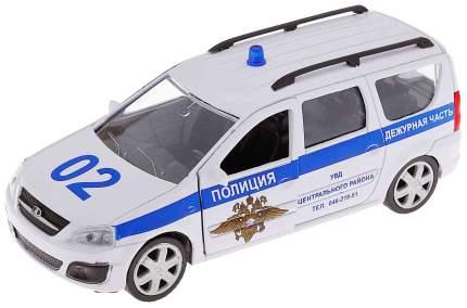 Коллекционная модель Autotime Lada Largus Полиция 1:38 49481