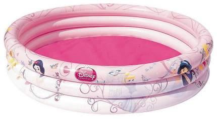 Надувной детский бассейн Bestway Disney Princess 122 см 91047