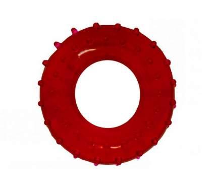 Кистевой эспандер Absolute Champion Массажный 35 кг красный