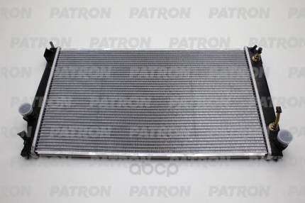 Радиатор охлаждения PATRON для Toyota RAV4 2.4 2005- PRS4028