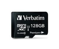 Карта памяти Verbatim Micro SDHC Premium 128GB