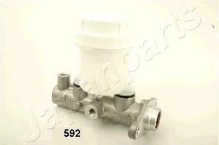 Главный тормозной цилиндр mitsubishi l200/pajero 2.0-3.5 v6 24v 96 Japanparts PF592
