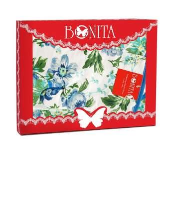 Кухонный подарочный набор из 3х пр. Bonita, Английская коллекция, голубой
