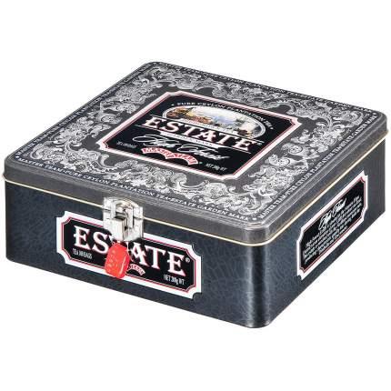 Чай estate Master Team форест черный с ароматом бергамота 100 пакетиков
