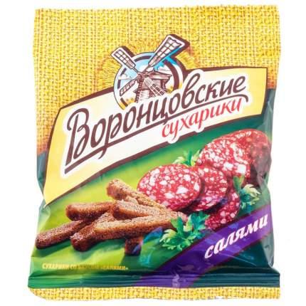 Сухарики Воронцовские салями 40 г