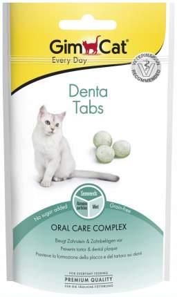 Лакомство для кошек Gimpet Denta Tabs для очистки зубов 40 г