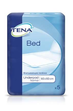 Пеленки Tena Bed Underpad Normal 60 х 60 5 шт.