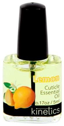 Масло для ногтей Kinetics Cuticle Essential Oil Lemon 5 мл
