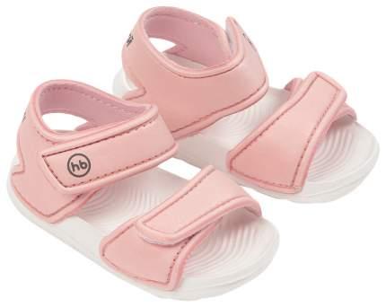 Сандалии детские Happy Baby розовый р.28 (17,5 см)