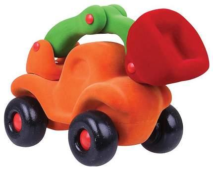Бульдозер Rubbabu 13633 Оранжевый; красный; зеленый