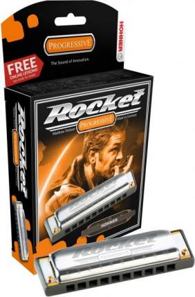 Губная гармоника диатоническая HOHNER Rocket 2013/20 G