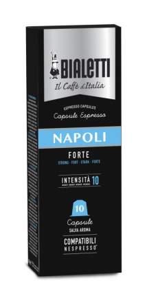 Кофе в капсулах Bialetti napoli 10 капсул