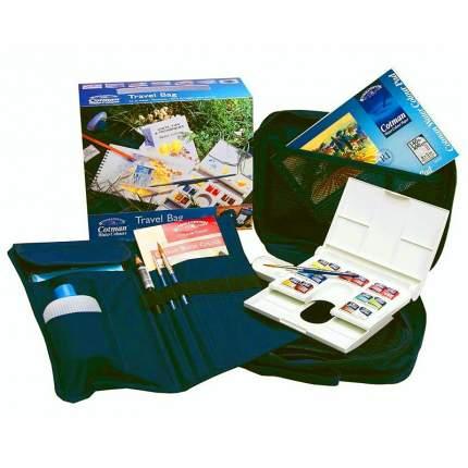 Набор дорожный в сумке Winsor&Newton Cotman Travel Bag