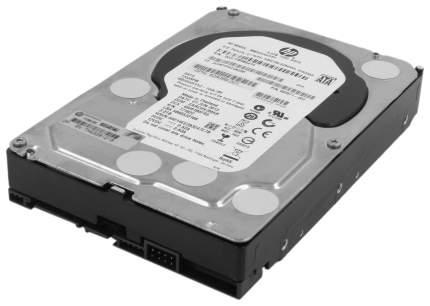 Внутренний жесткий диск HP 3TB (MB3000GCVBT)