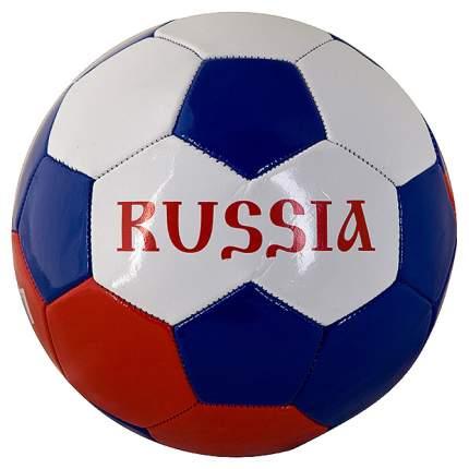 Футбольный мяч Shenzhen Toys Т88630 белый/красный/синий