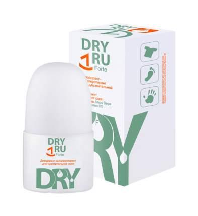 Дезодорант-антиперспирант DRY RU Forte