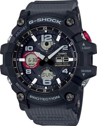 Японские наручные часы Casio G-Shock GWG-100-1A8 с хронографом
