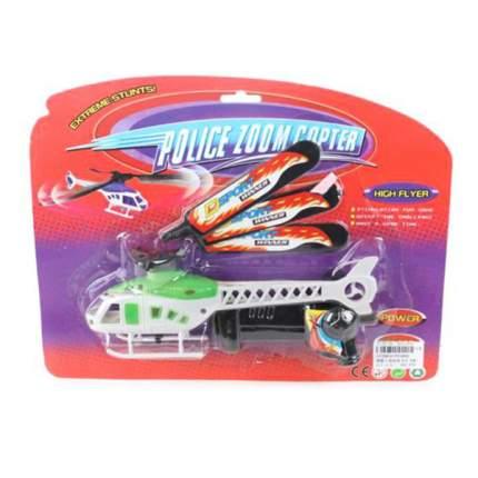 Игрушка Наша игрушка с запуском Вертолет FD388A