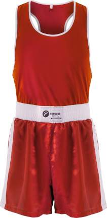 Форма Rusco Sport BS-101, красный, 38 RU