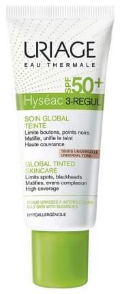 Тональный крем Uriage Hyseac 3-Regul SPF 50+ 40 мл