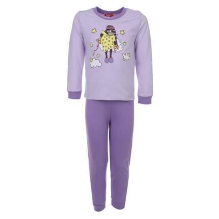 Пижама Let's Go! Фиолетовый р.110