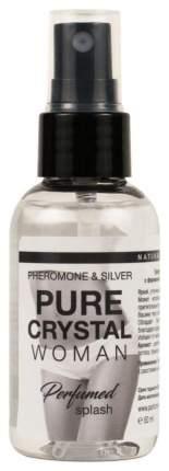Женский парфюмированный спрей Парфюм престиж Pure Cristal для нижнего белья 50 мл