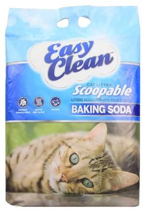 Комкующийся наполнитель туалета для кошек Easy Clean Baking Soda с содой 20427 18,14 кг
