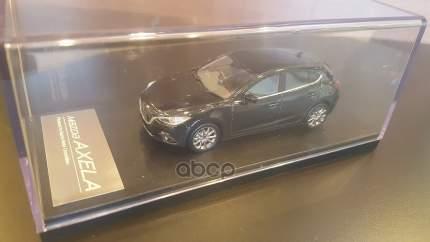 Модель металлическая Mazda м3 38BM99950G 1:43 хэтчбэк черная