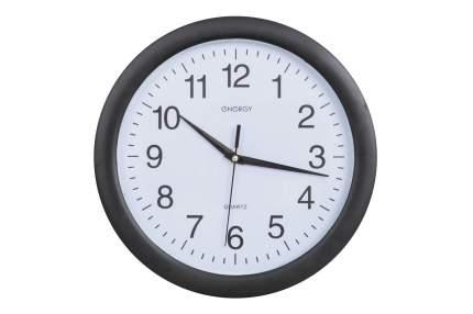 Часы Energy ЕС-02 Черный, белый
