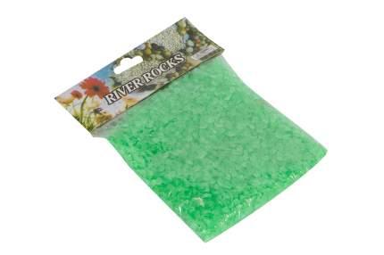 Набор декоративных камней для аквариума Hoff 612038, стекло, бело-зеленые, 12х8х2см, 200шт