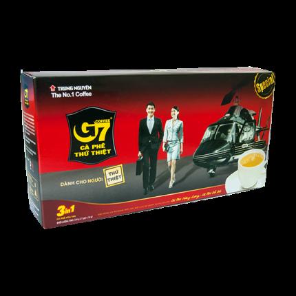 Кофе вьетнамский растворимый G7 3в1 N21